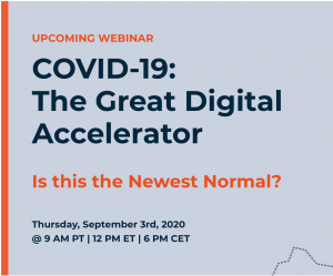 Covid-19: the great Digital Accelerator
